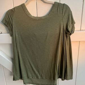 Army Green AE Soft and Sexy shirt